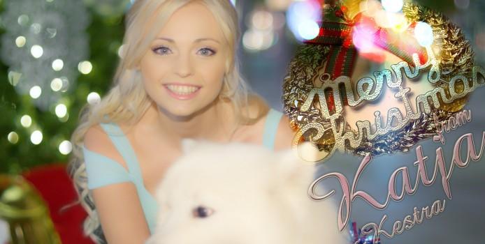 Katja Glieson Merry Christmas