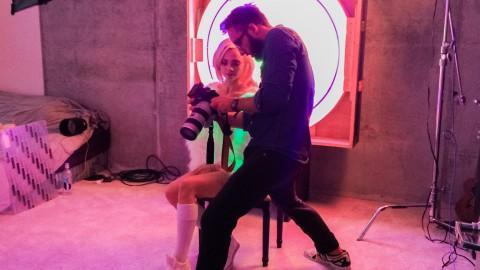 Neon Nancy & Photoshoot