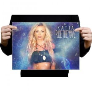 Katja_Ridethewave_poster