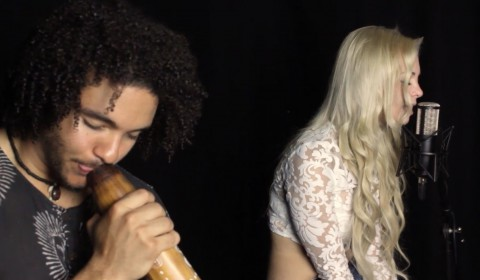 Katja – Good For You – Selena Gomez Didgeridoo Cover