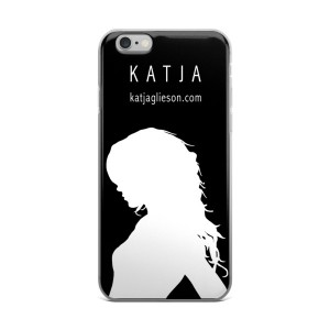 Katja Silhouette | iPhone case
