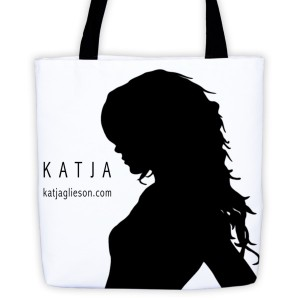 Katja Silhouette | Tote bag