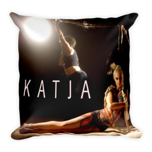 Katja Aboriginal Body Paint | Pillow