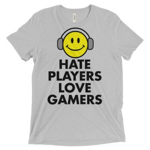 LOVE GAMERS | T-shirt