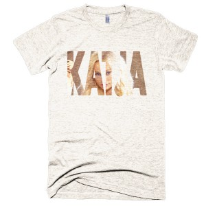 SPECIAL EDITION KATJA TEXT PRINT | Soft T-shirt