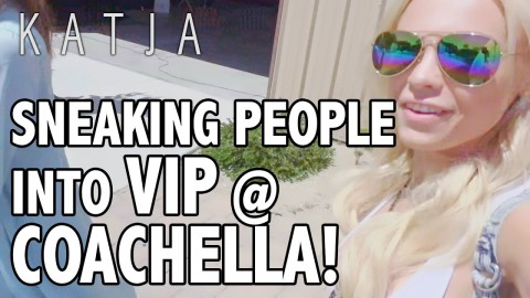 COACHELLA VIP GATE CRASHING! *EXPLICIT* ft Chad Tepper, Raegan Beast, Hunter Hill & Danny Duncan