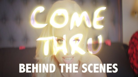 'Come Thru' Katja, Jake, Erika, Amanda, King Bach – Behind the Scenes