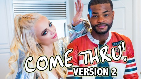 Come Thru – Version 2 (Official Music Video) – Katja Glieson ft King Bach