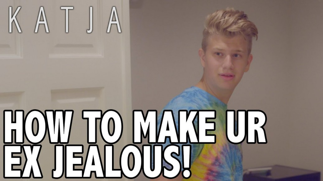 HOW-TO-MAKE-YOUR-EX-JEALOUS-w-Justin-Roberts-Johannes-Bartl-Greg-Furman-KATJA-COMEDY-SKITS