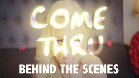 'Come Thru' Katja, Jake, Erika, Amanda, King Bach – Behind the Scenes
