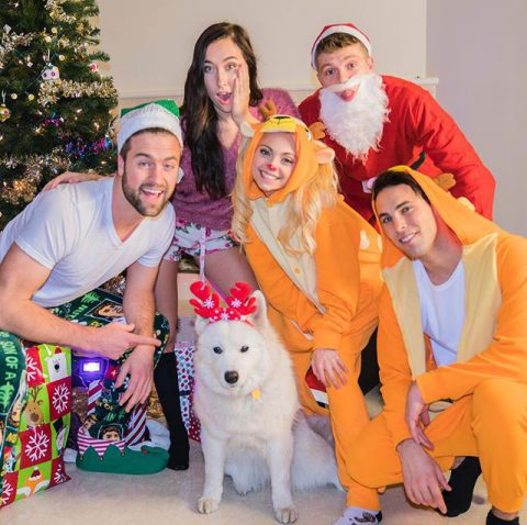 Tag ur squad Watch my NEW CHRISTMAS VIDEO