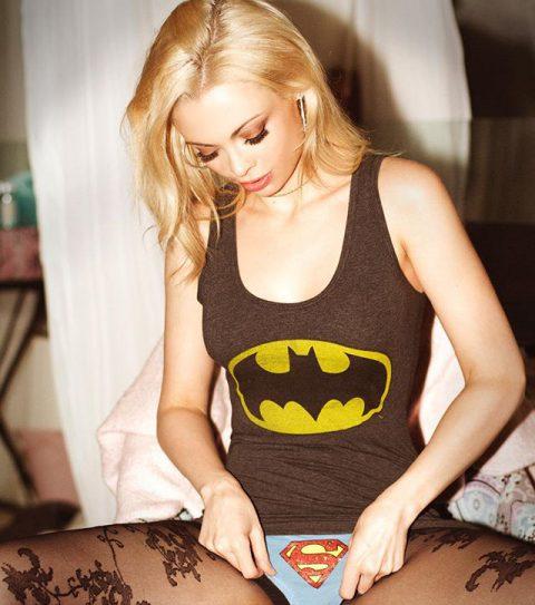 Who's Batgirls secret boyfriend?