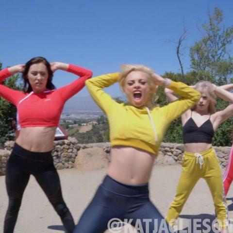 "VIDEO: I thought the lyrics were ""U Want"