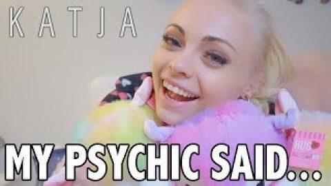 MY PSYCHIC EXPERIENCE! (too freaky!) | Katja Glieson