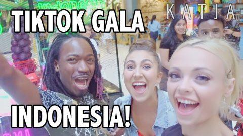 TIKTOK MUSICAL.LY GALA INDONESIA! | Katja Glieson